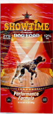 Showtime Premium Performance 21/12 Dog Food