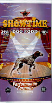 Showtime Premium Performance Plus 24/18 Dog Food